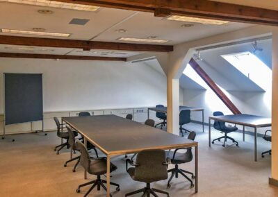 Meeting Room «Crow's Nest» at Westhive Basel Rosental