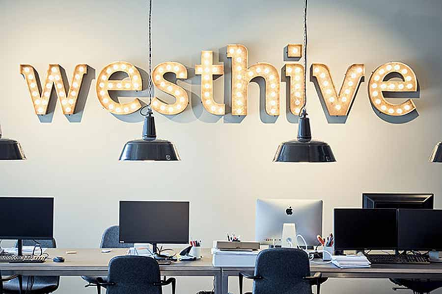 Westhive Coworking Fix Desk