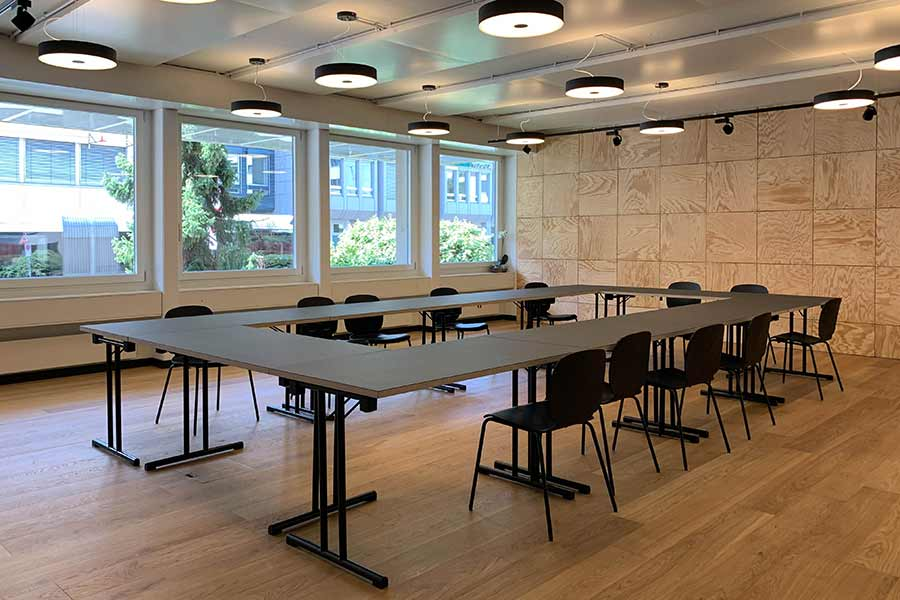Westhive Zürich Wollishofen Meeting Room