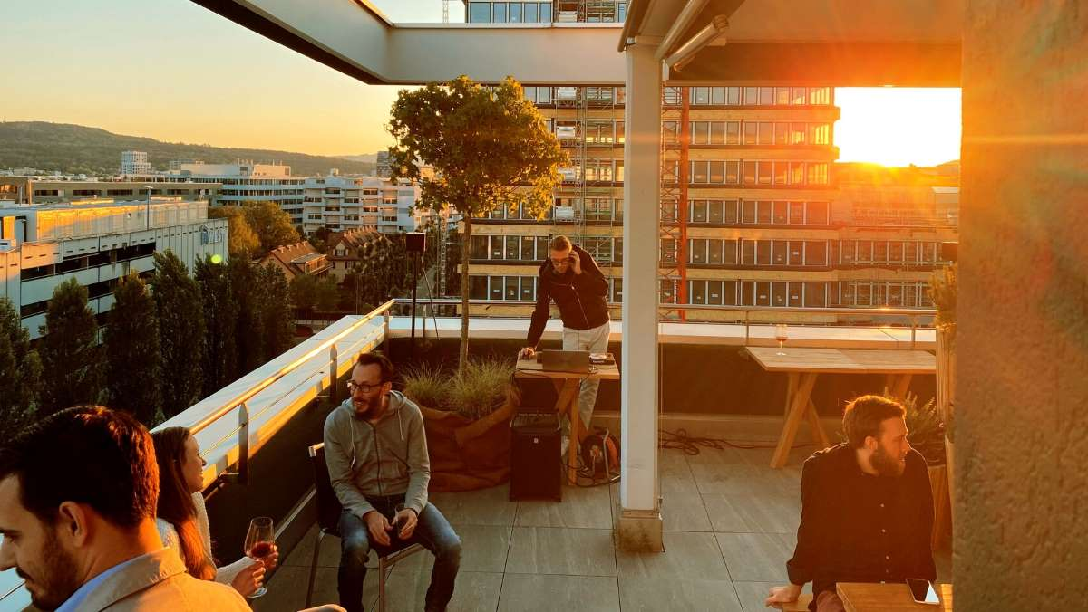 Westhive Rooftop Party